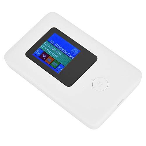 KSTE simkaart type modem 4G router WLAN 2,4 GHz 150 Mbps overdracht mobiele hotspot WLAN