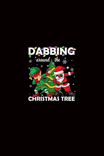 Elf & Dabbing Santa Shirt Kids Boys Men Claus Dab Xmas Gift: Lined Notebook 2020-2021