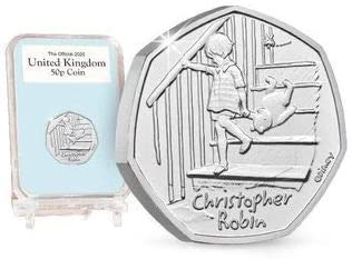 Collectology The Rosalind Franklin 50p Capsule Edition