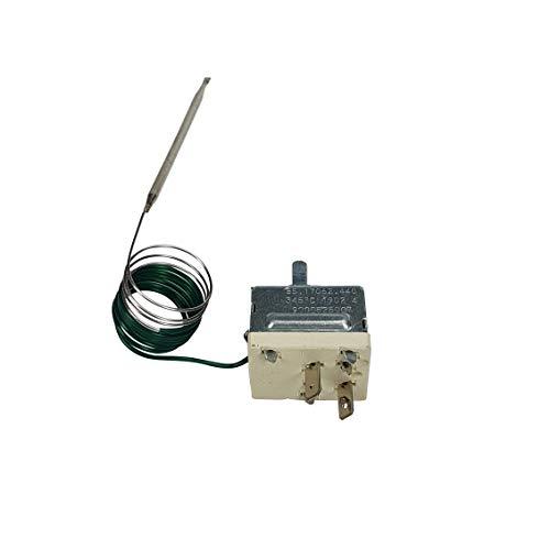 Termostato original EGO 55.17062.440 Bosch 658806 345 °C para hornos