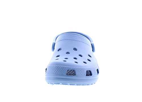Crocs Unisex Adult Classic Clogs, Blue (Chambray Blue), 7 UK Men/ 8 UK Women