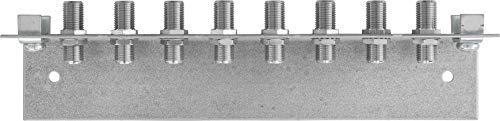 Axing QEW 8-06  Erdungswinkel 8-fach für Multischalter SPU xx16-06 Potenzialausgleich Metall