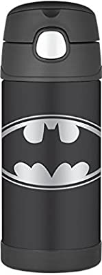 Thermos Batman Bottle, 12 Ounce