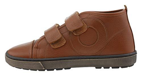 Billowy 6418c40 Leder Sneaker braun, Groesse:33.0