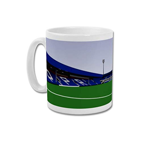 Queen's Park Rangers FC 'Loftus Road' - Home.Ground.Mugs Football Stadium Graphic Mug Gift Collection QPR
