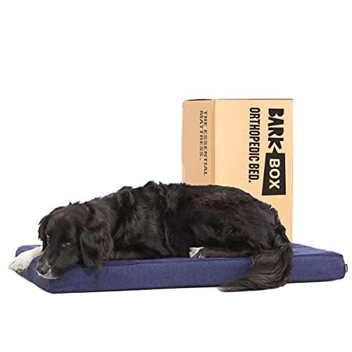 Memory Foam Platform Dog Bed