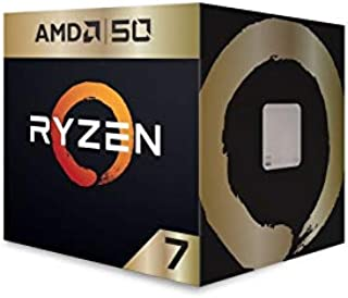 AMD AMD CPU 2700X 50th Anniversary Edition【AMD50周年記念モデル】(Ryzen 7) YD270XBGAFA50