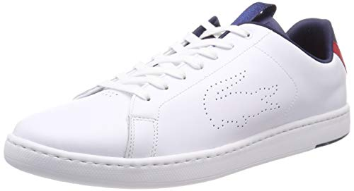 Lacoste Carnaby Evo Light-Wt 1191, Baskets Hommes, Blanc...