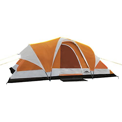 AsterOutdoor Camping Tent 8 Person Waterproof...