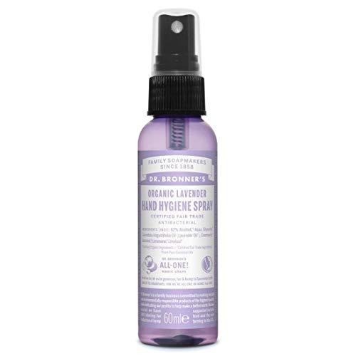 Dr Bronners Hand hygiene spray lavendel - 60ml