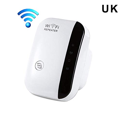 Harwls WiFi range extender Super Booster 300 Mbps Superboost Speed Wireless WiFi Repeater, UK