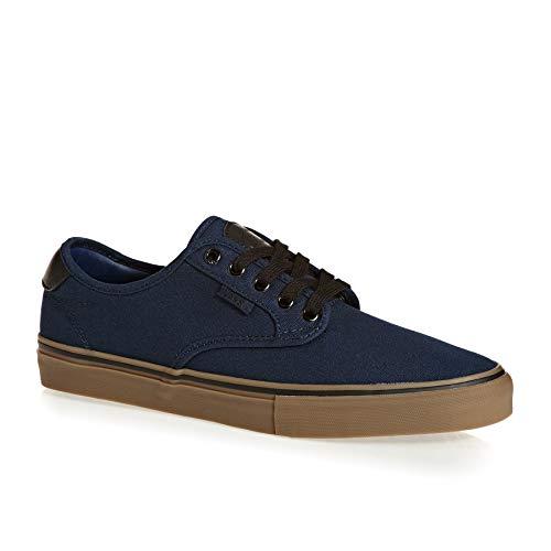 Vans Chima Ferguson Pro Shoes 40.5 EU Dress Blues Medium Gum