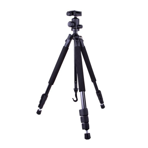 Dolica GX600B200 Proline GX Series 60-Inch Aluminum Tripod and Ball Head Combo for DSLR