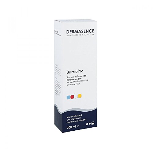 DERMASENCE BarrioPro Körperemulsion, 200 ml Creme