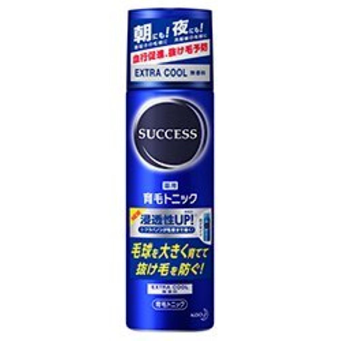 五十動力学司教【花王】サクセス 薬用育毛トニック 無香料 180g ×5個セット