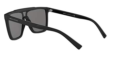 Armani sunglasses for men and women AX Armani Exchange Men's Ax4079s Rectangular Sunglasses
