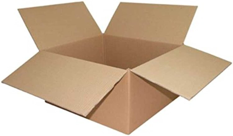15 Stk. Faltkarton 500x450x(200)-250mm VARIABLE HÖHE, 2wellig B000QAZ7V6    | Zuverlässiger Ruf