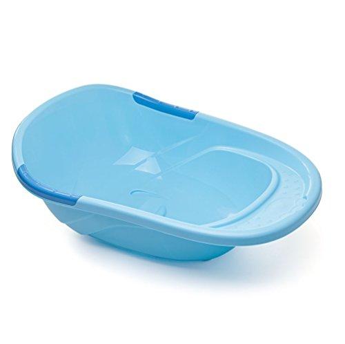 Banheira Conforto, 34 L, Adoleta Bebê, Azul