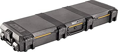 Vault by Pelican - V800 Double Rifle Case with Foam (Black)
