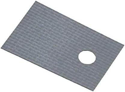 THERM PAD 19.1MMX12.7MM Animer and Miami Mall price revision GRAY 100 of Pack