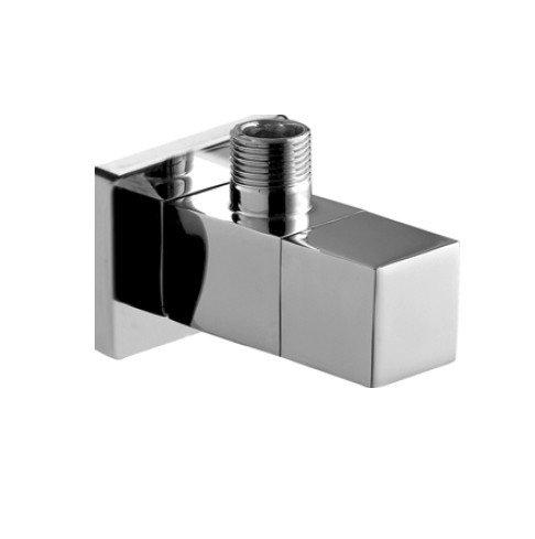 profizeug24 Design Eckventil 1/2 Zoll quadratisch-eckige Form
