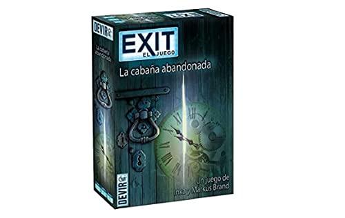 Devir - Exit: La cabaña abandonada, Ed....