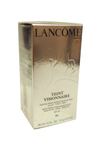 Lancome Teint Visionnaire Skin Perfecting Make Up Duo SPF 20 - # 04 Beige Nature 2pcs - Make-up
