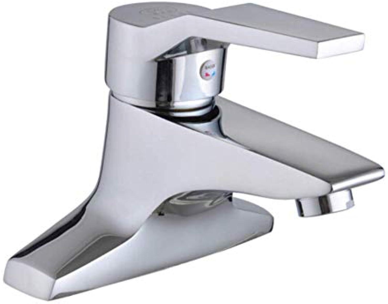 Wasserhahn Waschbecken Wasserhahn Waschbecken Wasserhahn Waschbecken Wasserhahn Doppel Loch kalt und hei Wasserhahn Drei Loch Einhand-Badezimmer Badezimmer