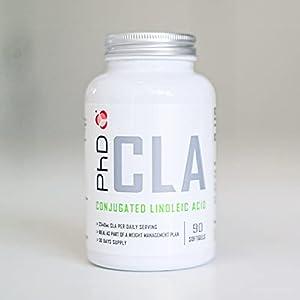 PhD Nutrition CLA, 1000 mg - 90 Capsules