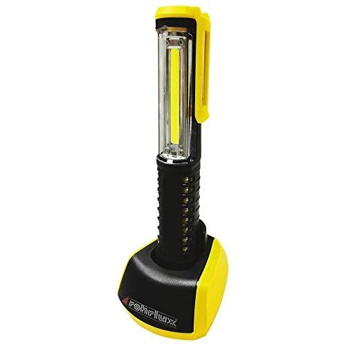 3 W, Rohrlux 900500-00 Kompakte LED Akku-Inspektionsleuchte Easy Lux
