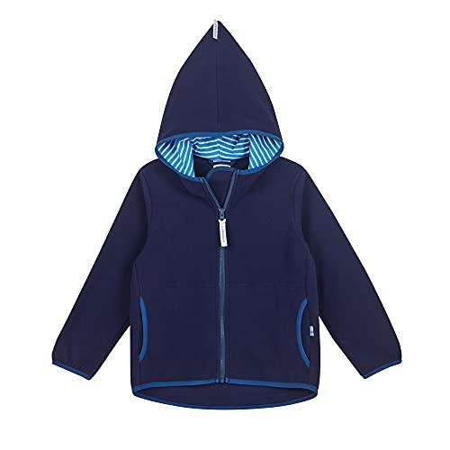 Finkid Paukku Blau, Freizeitjacke, Größe 140-150 - Farbe Navy - Denim