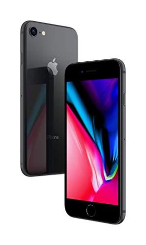 Apple iPhone 8 256GB スペースグレー SIMフリー (整備済み品)