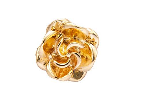Knighthood Formal Metalic Gold Rose…