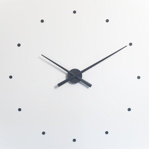 NOMON WANDUHR OJ GRAU 50 cm Moderne Design
