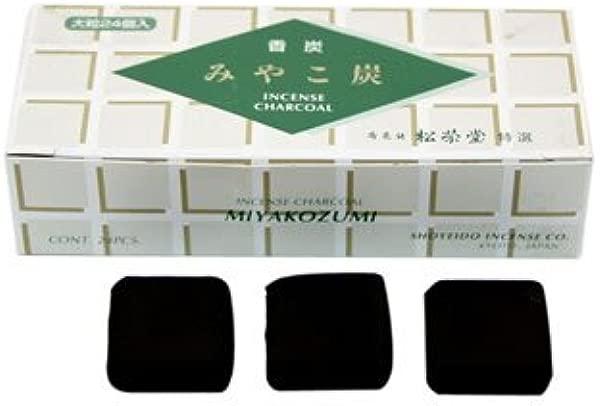 SHOYEIDO Charcoal 24 Pcs 1 EA