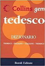 Permalink to Tedesco. Dizionario tedesco-italiano, italiano-tedesco. Ediz. bilingue PDF