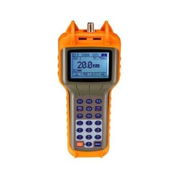 Ruiyan Ry S200d Handle Digital Signal Level Meter Db Tester Cable Tv Usa Std Catv 5 870mhz 20dbuv 120 Dbuv 22db 39 Db Amazon Com