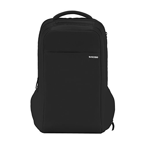 Incase CL55532 - Mochila de nailon negra (38,1 cm, 15 pulgadas), para MacBook Pro, iPad, 330,2 mm, 228,6 mm