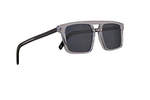 Christian Dior Homme Blacktie262S Gafas De Sol Transparente Con Lentes de Reflejo Azul 54mm 900A9 Black Tie 262S BlackTie262S