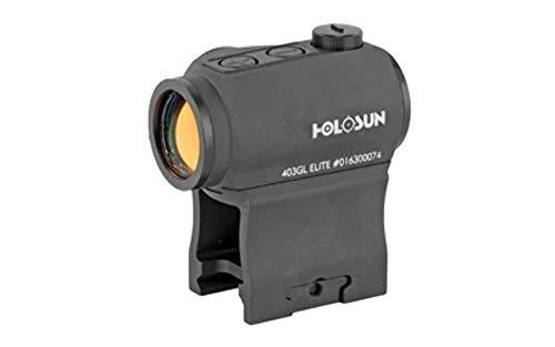 HOLOSUN HE403GL-GR Elite 2 MOA Compact Green LED Dot Sight