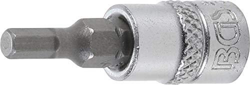 BGS 2498 | Douille à embouts | 6,3 mm (1/4\