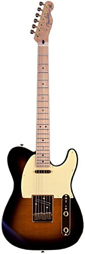 Fender Kotzen Signature Telecaster Electric Guitar, Maple Fingerboard, Brown Sunburst
