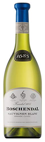 6x 0,75l - 2019er - Boschendal - 1685 - Sauvignon Blanc - Grande Cuvée - Western Cape W.O. - Südafrika - Weißwein trocken