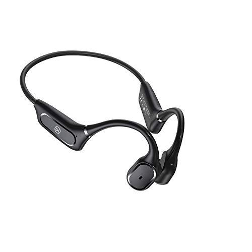 xingdou nuevo concepto de conducción ósea auricular inalámbrico Bluetooth 5.0 oído abierto al aire libre deporte auriculares