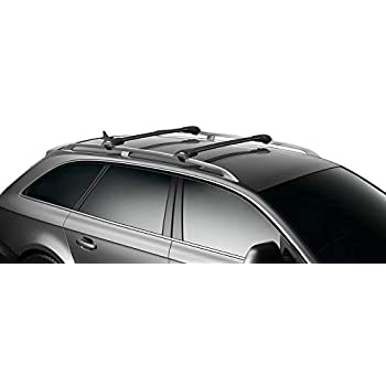 Thule Wingbar Edge 90401253 Complete System Including Lock For Mercedes Benz Glk Quiet And Secure Load Carrier Auto