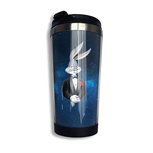 Bugs Bunny Practical Fashion Stainless Steel Coffee Cup For Both Men And Women