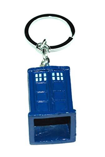 Schlüsselanhänger Doctor Who Cockpit Tardis   zum Aufbewahren und Aufbewahren von Schlüsseln   Origineller und praktischer Schlüsselhalter   kompakter Schlüsselorganizer