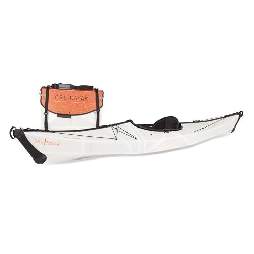 Oru Kayak BayST Folding Portable Lightweight Kayak - High Performance for Fishing, Sailboats and Backcountry Trips