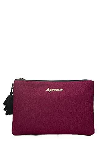 4Giveness Capri Exchange - Bolso de mano para mujer, color fucsia