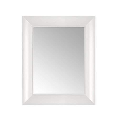 Kartell François Ghost miroir blanc opaque